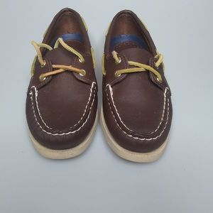 Sherry boat shoes